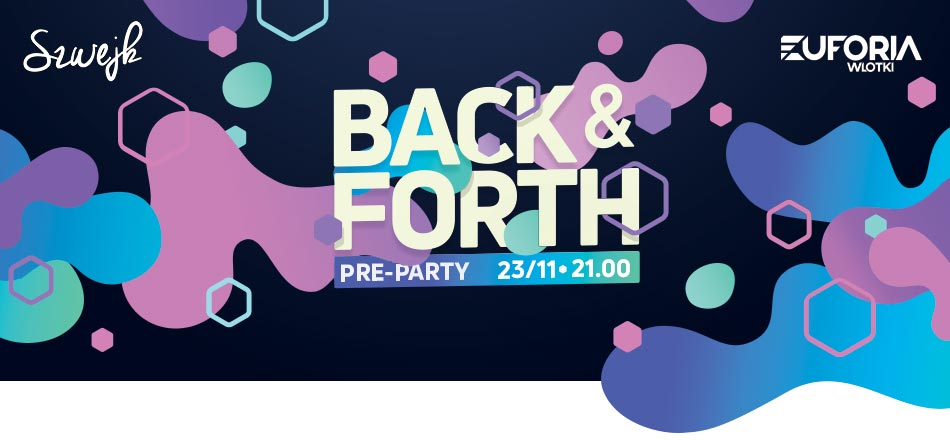 Back And Forth Pre Party