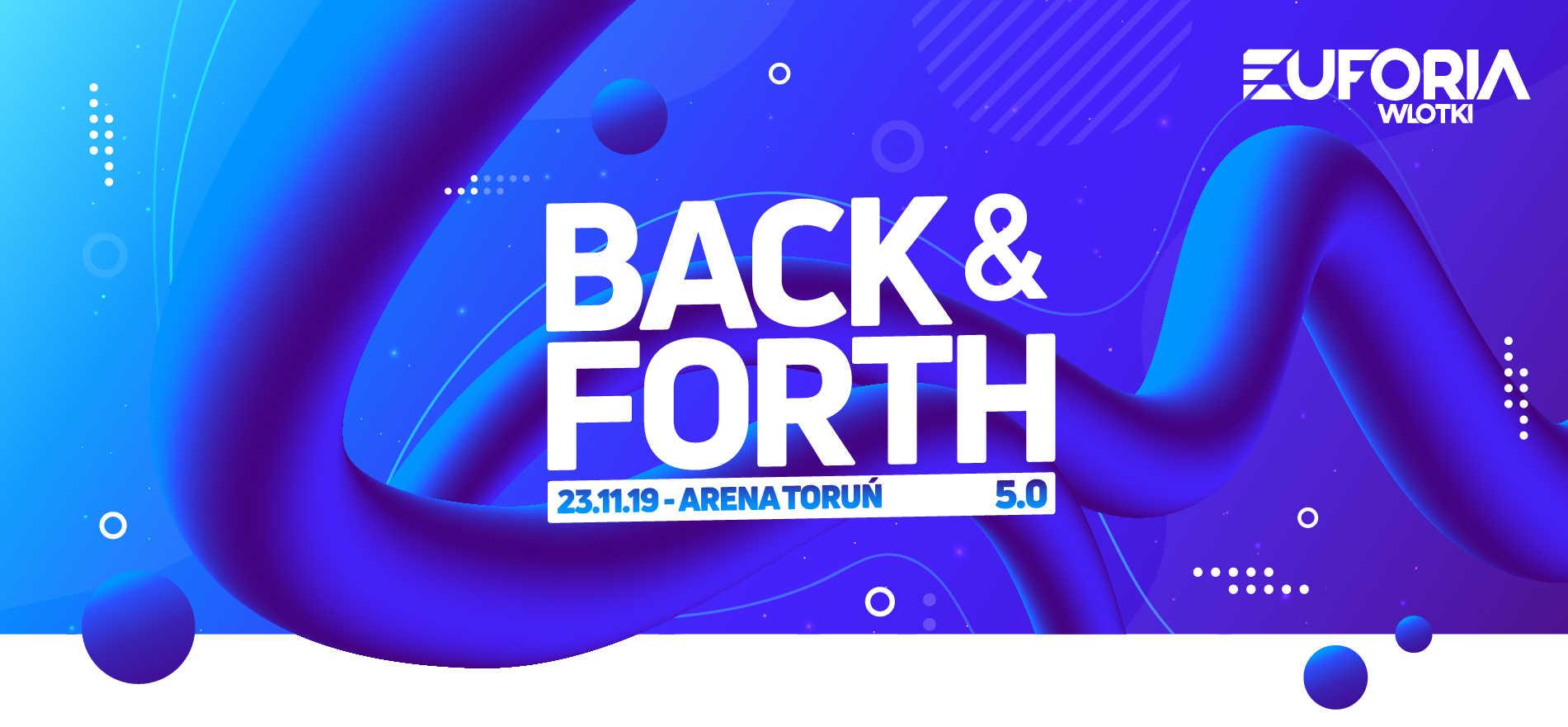 Back  Forth 50